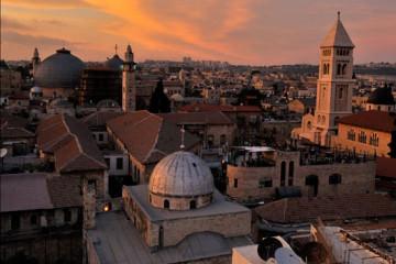 Israele - Gerusalemme - Veduta Santo Sepolcro - Il Meglio di Israele Mianotour