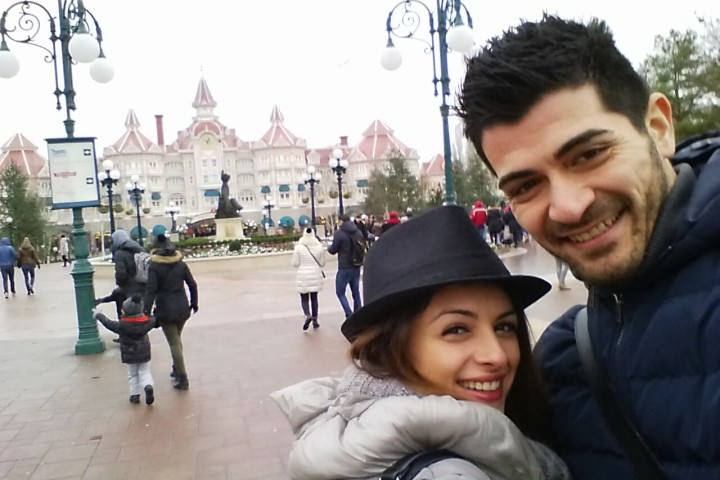 Mary e Peppe-Disneyland Resort