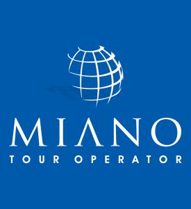 Miano Tour Operator Logo - Il meglio di Israele