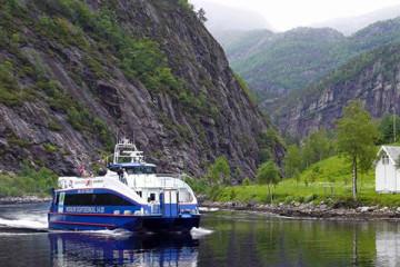 Fiordo di Bergen - La magia dei fiordi