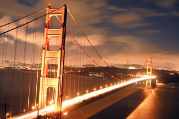 Stati Uniti dell'Ovest - Golden Gate San Francisco