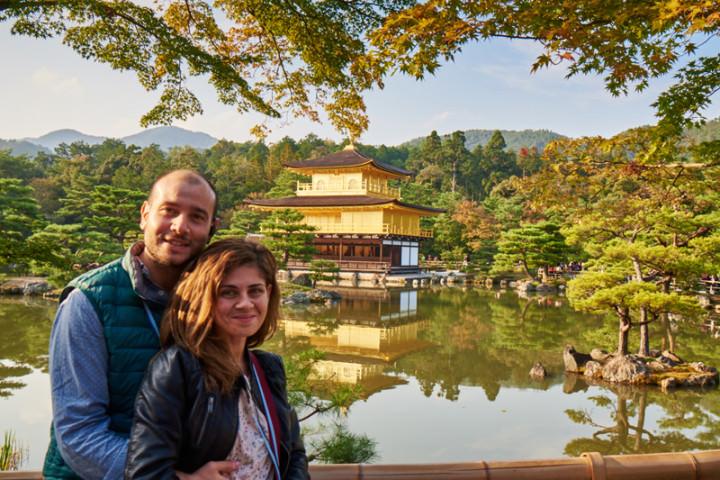 Sergio e Fabiola - Giappone - 1