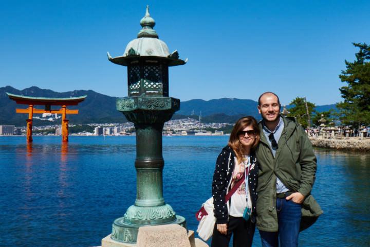 Sergio e Fabiola - Giappone - 2