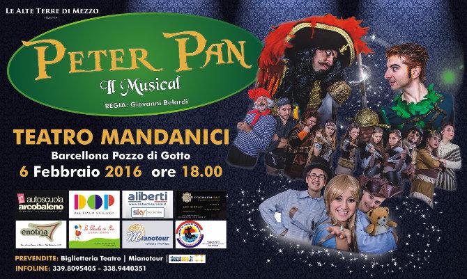 Peter Pan - Teatro Mandanici