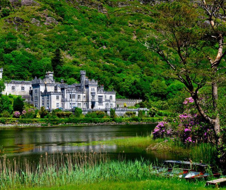 Kylemore Abbey-Magica Irlanda da Catania