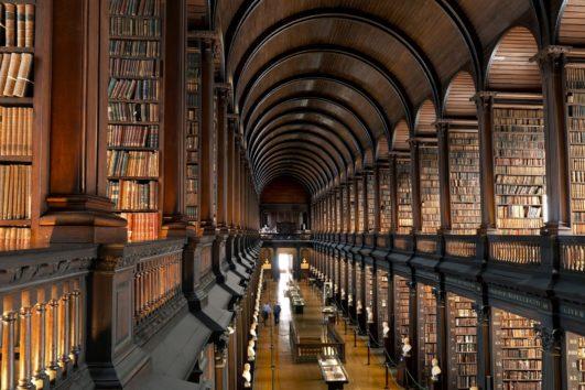 Trinity College Biblioteca