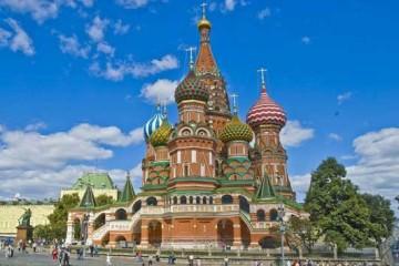 Russia - La Cattedrale di San Basilio - Mosca