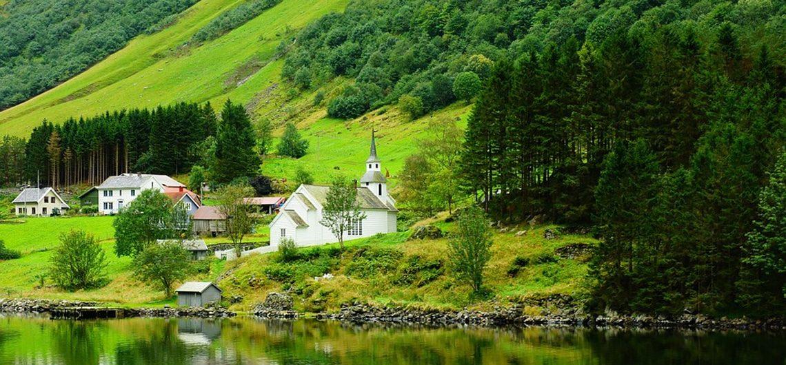 norvegia - fiordo