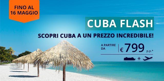 Cuba flash - crociera MSC