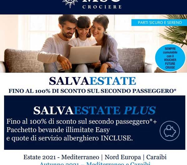 MSC Salva Estate