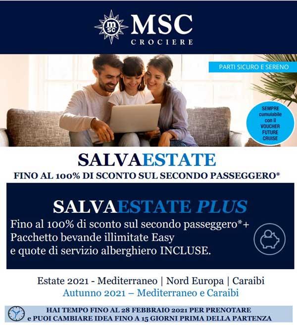 MSC Salva Estate