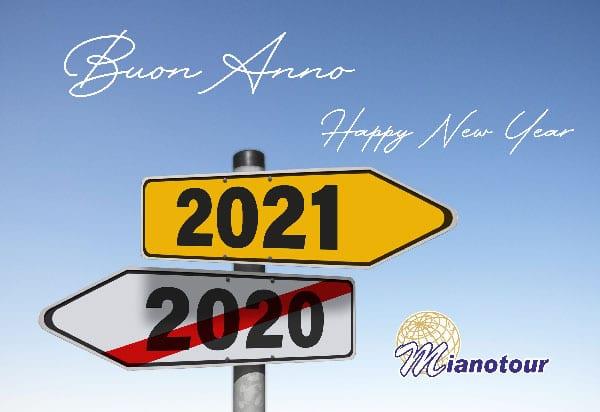 Buon 2021 da Mianotour
