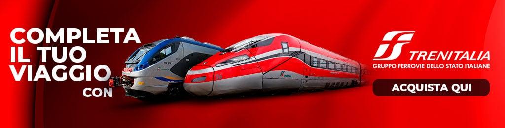 Completa il tuo viaggio con Trenitalia